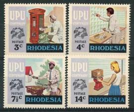 Rhodesie, michel 155/58, xx