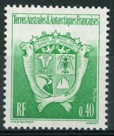 Antarctica Fr., michel 314, xx