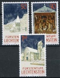 Liechtenstein, michel 1050/52, xx