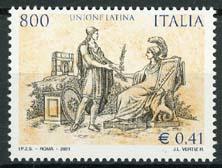 Italie, michel 2792, xx