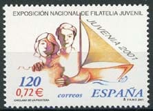 Spanje, michel 3614, xx
