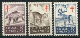 Finland, michel 478/80, xx