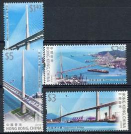 Hong Kong, michel 1549/52, xx