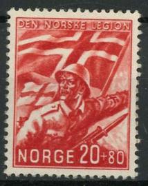 Noorwegen, michel 236, x