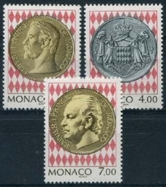 Monaco, michel 2188/90, xx