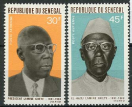 Senegal, michel 399/400, xx