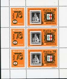 Hongarije, michel kb 3143, xx