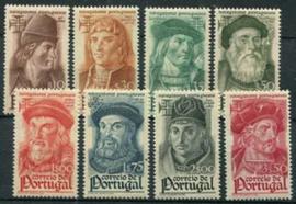 Portugal, michel 673/80, xx