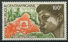 Centrafricain, michel 324, xx