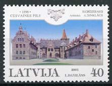 Letland, michel 555C , xx