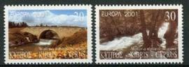 Cyprus, michel 976/77 , xx
