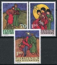 Liechtenstein, michel 1304/06, xx