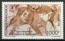 Polynesie, michel 764, xx