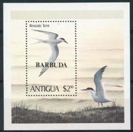 Barbuda, michel blok 54, xx