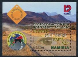 Namibie, michel blok 76, xx