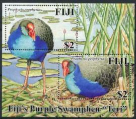 Fiji, michel blok 51, xx