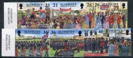 Alderney, michel 158/65, xx