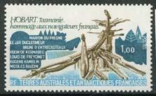 Antarctica Fr., michel 126, xx