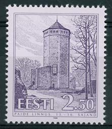 Estland, michel 272, xx