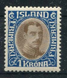 IJsland, michel 165, xx