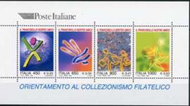 Italie, michel blok 19, xx