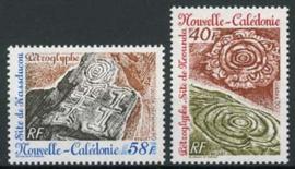 N.Caledonie, michel 877/78, xx