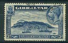 Gibraltar, michel 99 A, o
