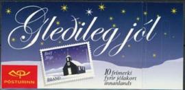 IJsland, michel MH met 998, xx