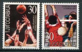 Joegoslavie, michel 3044/45, xx