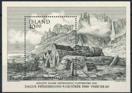 IJsland, michel blok 9, xx