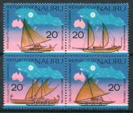 Nauru, michel 121/24, xx