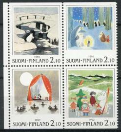 Finland, michel 1189/92, xx