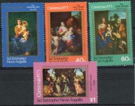 St.Christ., michel 268/71, xx