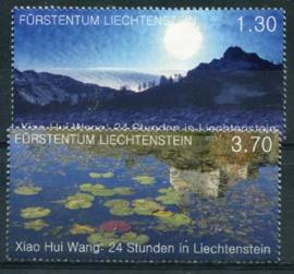 Liechtenstein, michel 1606/07, xx