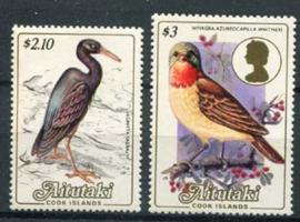 Aitutaki, michel 520/21, xx