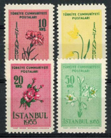 Turkije, michel 1423/26, xx