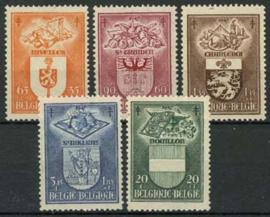 Belgie, obp 743/47 , xx