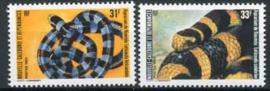 N.Caledonie, michel 716/17, xx