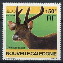 N.Caledonie, michel 1005, xx