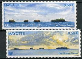 Mayotte, michel 229/30, xx