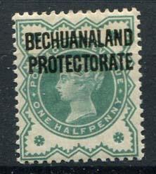 Bechuanaland, michel 52, x