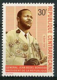 Centrafricain, michel 200 , xx