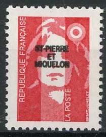 St.Pierre, michel 656, xx