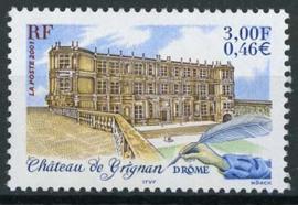 Frankrijk, michel 3555, xx