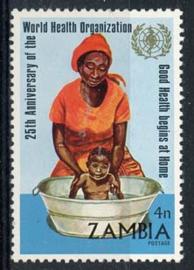 Zambia, michel 111, xx