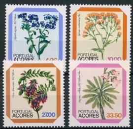 Azoren, michel 349/52, xx