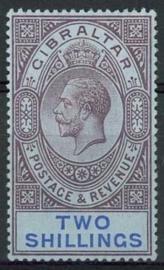 Gibraltar, michel 71, xx