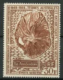 Antarctica Fr., michel 56, xx