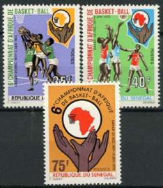 Senegal, michel 476/78, xx