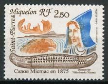 St.Pierre, michel 601, xx